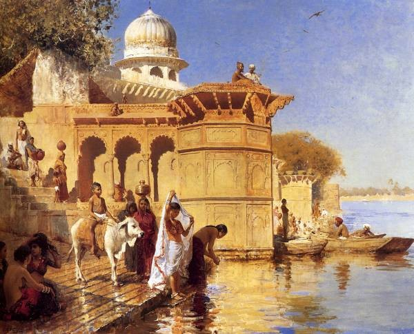 The Ghats Mathura